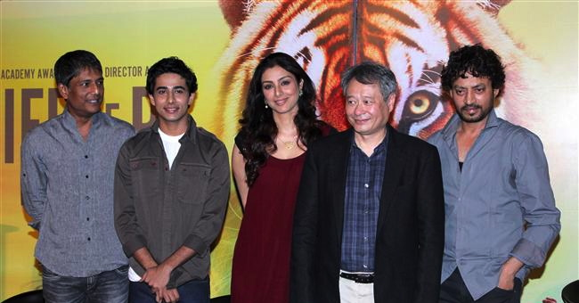Life of pi de ang lee for Life of pi characters animals