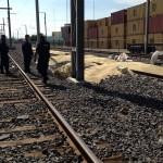 Definen estrategias para combate a robos del tren - Códice Informativo