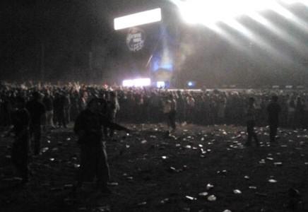 Loyola reconoce fallas en protocolo de Music Fest 2012