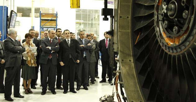 Federación presenta programa para impulsar Industria Aeroespacial en Querétaro