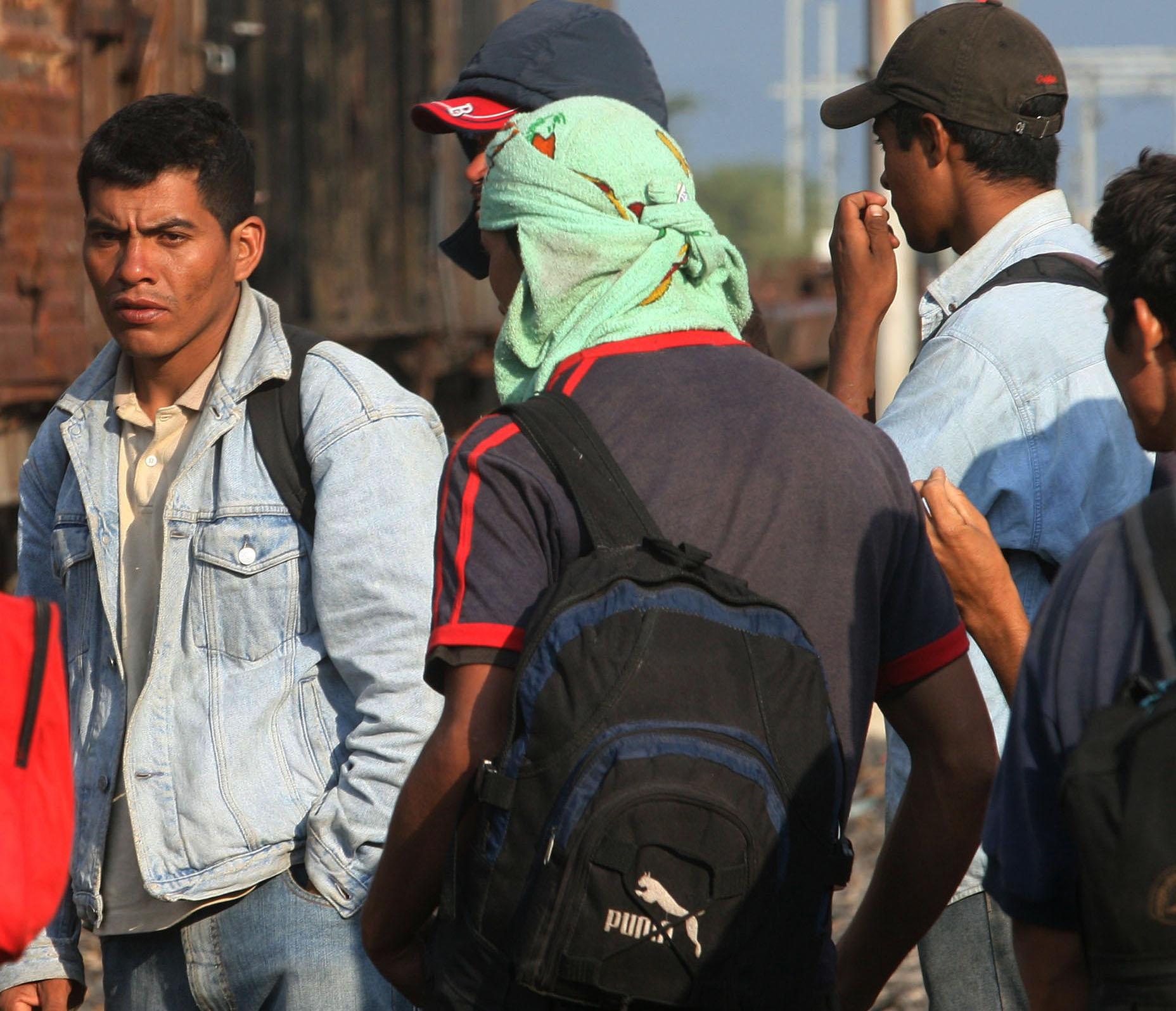 INM asegura a 45 migrantes en Querétaro
