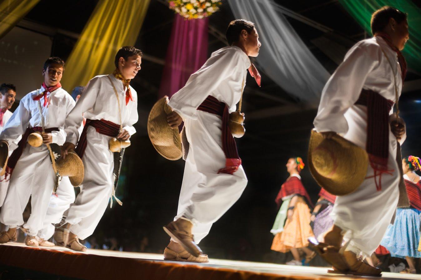 Concurso de Huapango en San Joaquín, tercer evento cultural de importancia nacional: Casas Vega