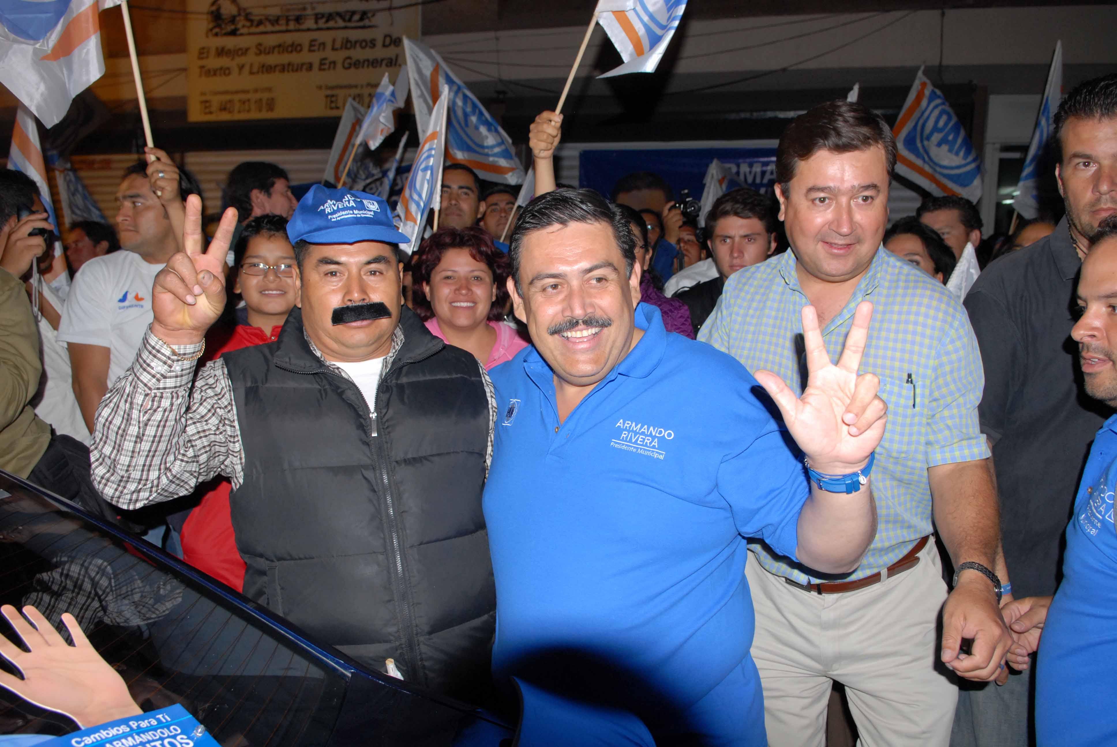 Rivera pide que gobiernos se mantengan al margen