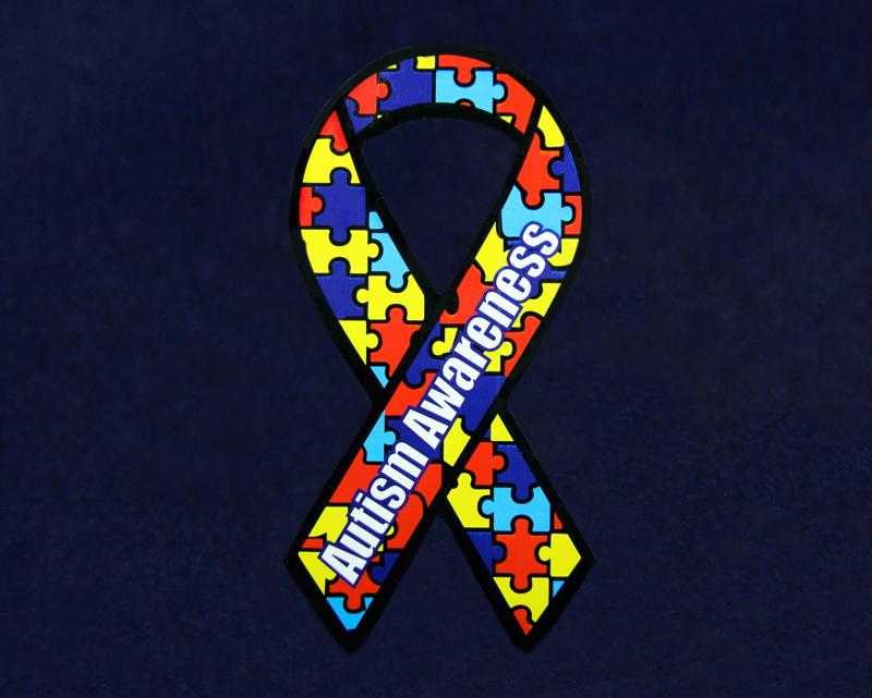 Listón de Conscientización del Autismo