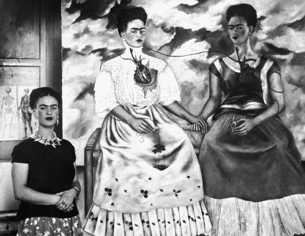 Frida Kahlo and Self Portraits