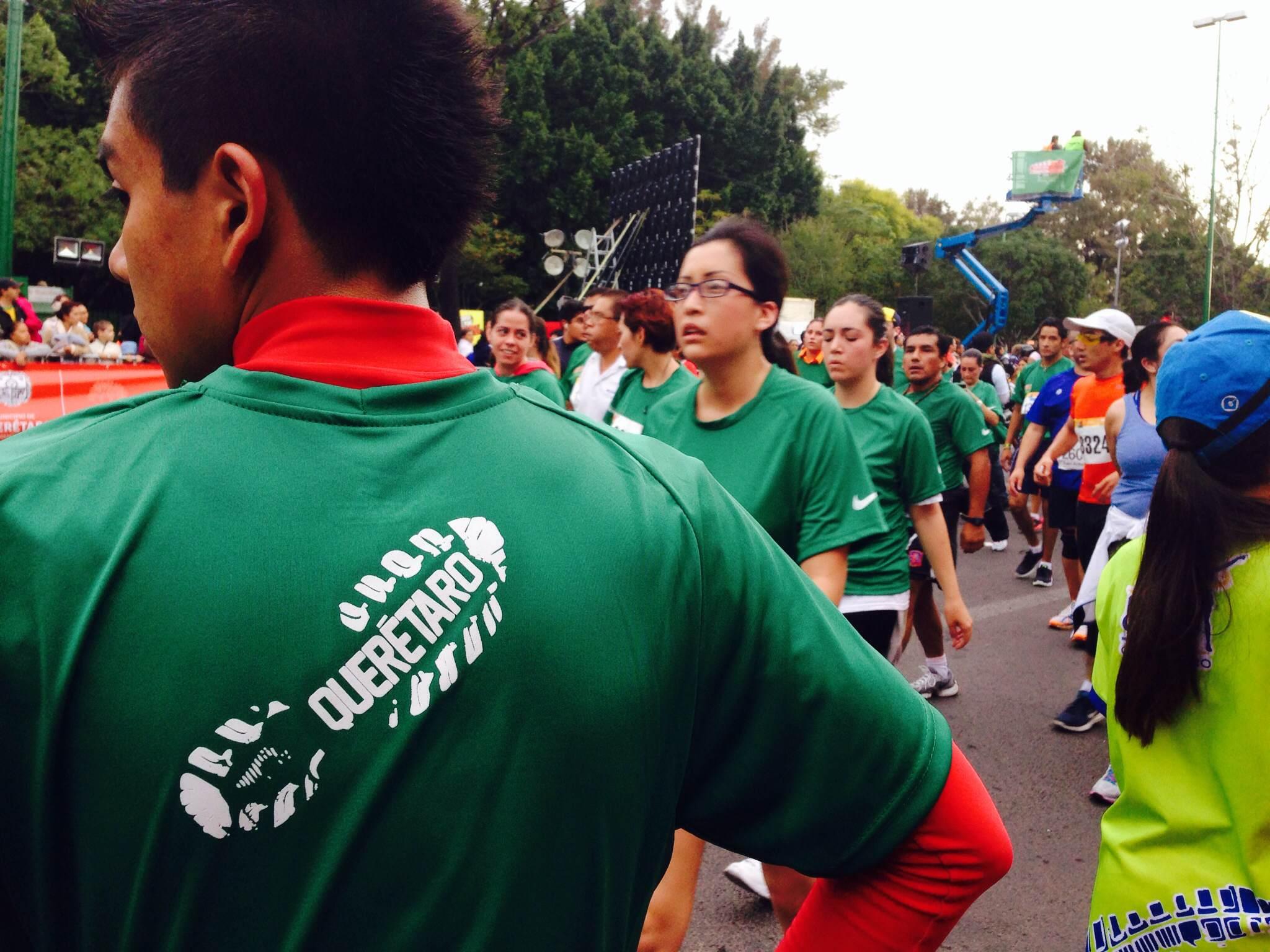 Alistan operativo de seguridad por Querétaro Maratón
