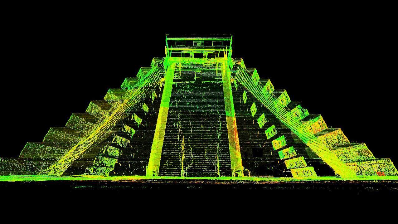 500 Monumentos Patrimonio preservados digitalmente