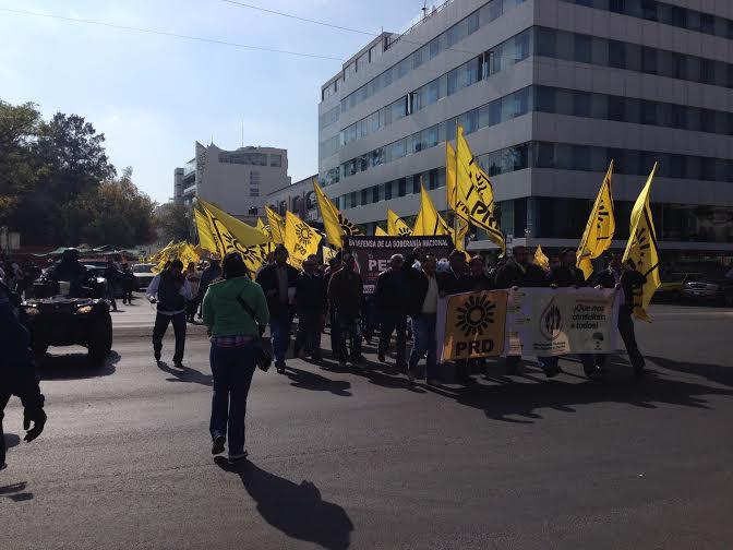 Gobierno de Querétaro se mantendrá al margen de manifestaciones vs reforma energética