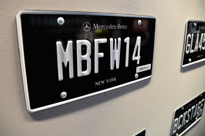 Todo el estilo neoyorkino en el Mercedes-Benz Fashion Week