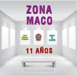 Zona Maco: 11 años de arte contemporáneo.