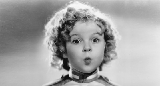 Muere Shirley Temple