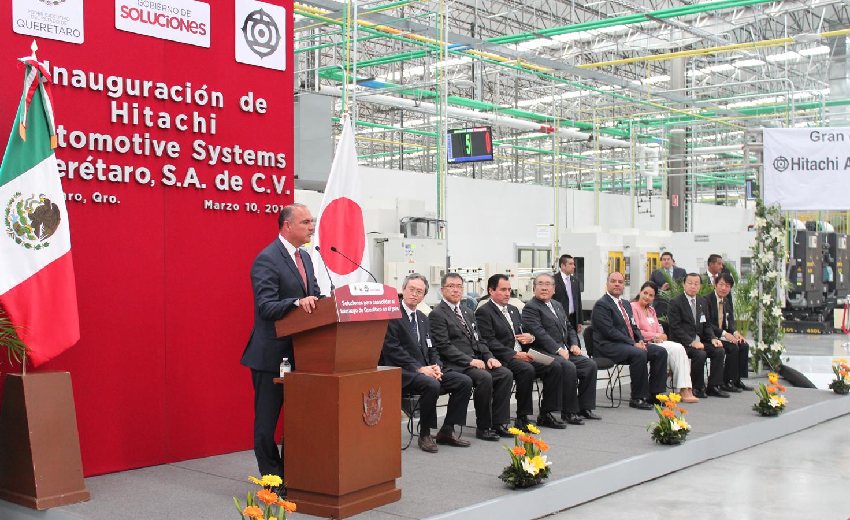 Querétaro no es refugio de la delincuencia organizada: José Calzada