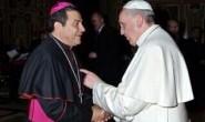 El Papa será recibido como jefe de estado y como líder religioso: Roque Villanueva