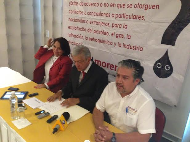 AMLO destapa a Celia Maya como aspirante a la candidatura al gobierno de Querétaro por Morena