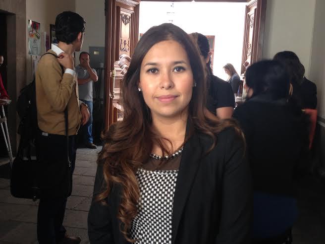 Eunice Arias responde a Jaime Escobedo sobre propuesta de ley antibullying