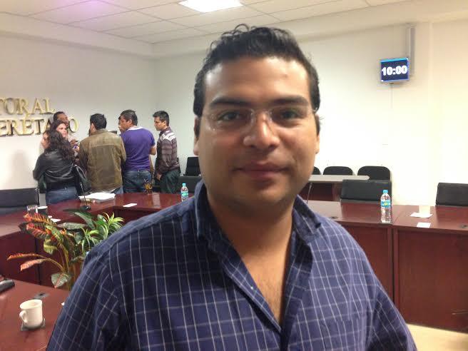 IEEQ se desiste de ratificar sanción contra Marcos Aguilar