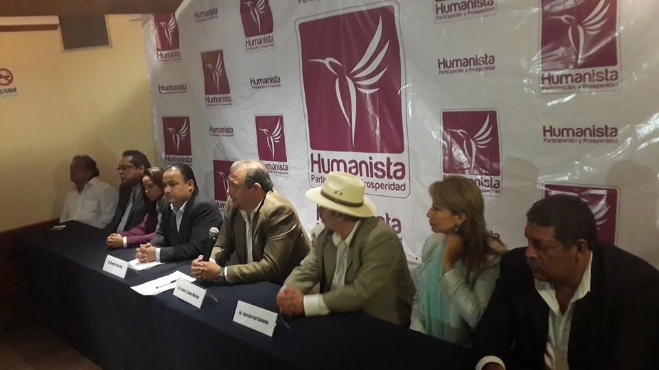 Margarita Zavala niega vínculo con el partido Frente Humanista