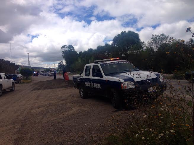Querétaro refuerza seguridad en sus límites con Guanajuato