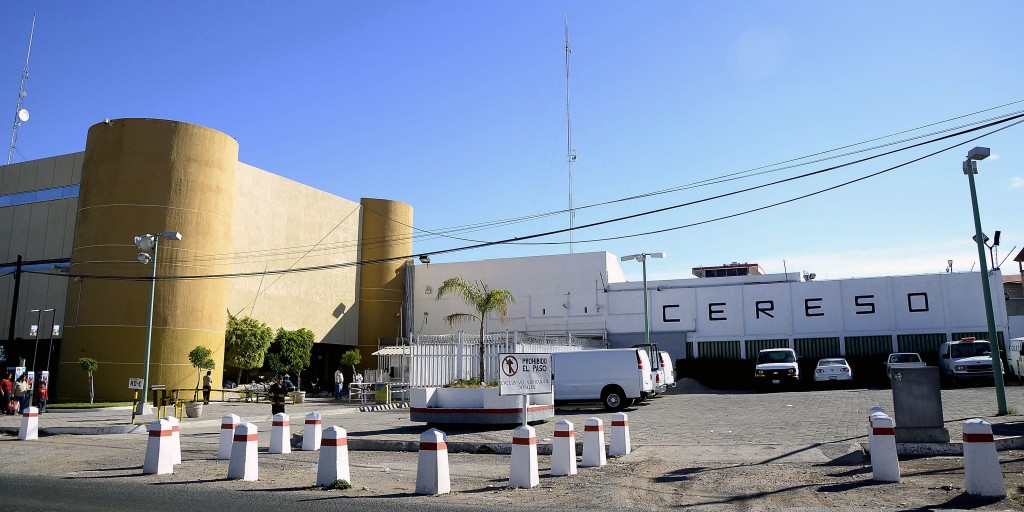 Cereso San José el Alto