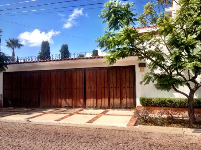La casa de Héctor Beltrán Leyva en Juriquilla, Querétaro