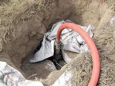 Hallan toma clandestina de hidrocarburos en Santa Rosa Jáuregui, Querétaro