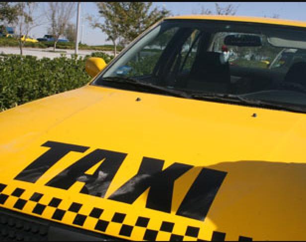 Taxi botón pánico