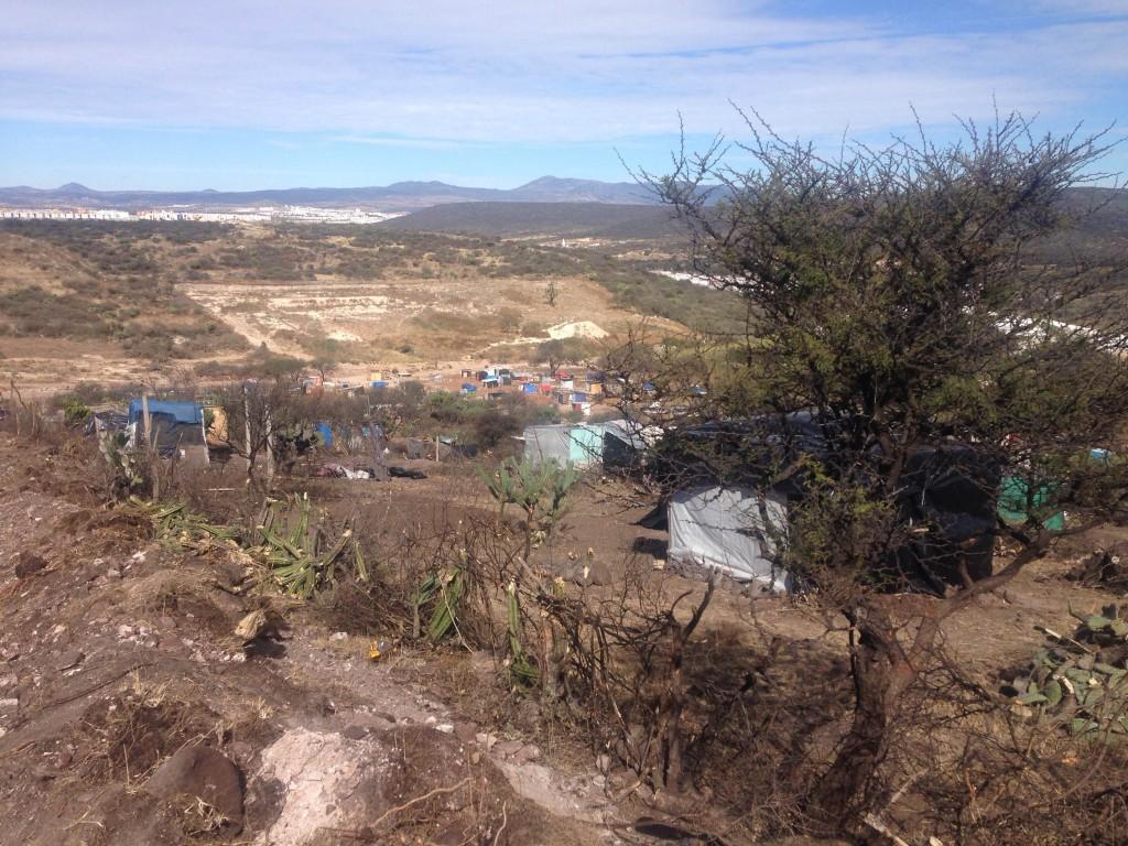 Asentamiento Irregular Anillo Vial Fray Junípero Serra