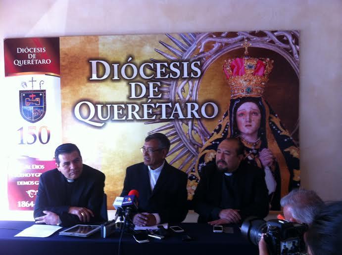 Nuevo obispo de Tuxtla admite que tiene miedo por inseguridad en Veracruz