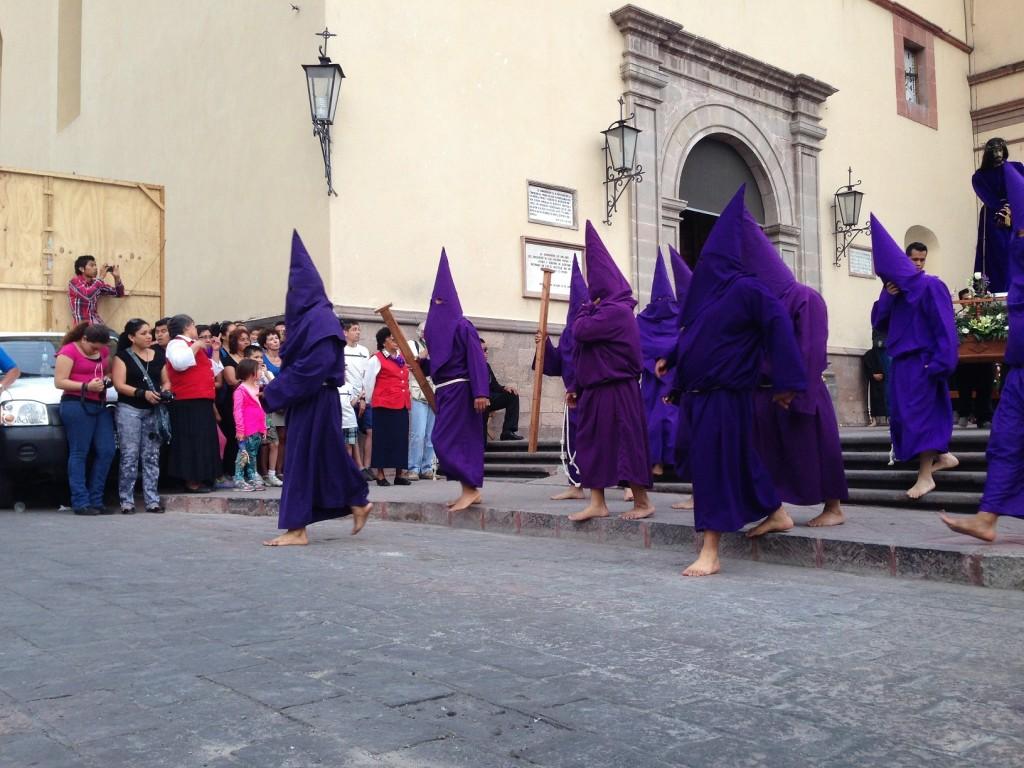 procesion a