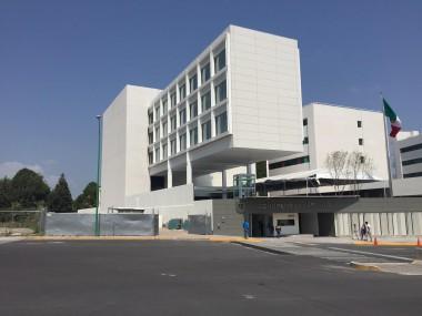 Nueva sede de la Legislatura de Querétaro/Foto: V. Pernalete
