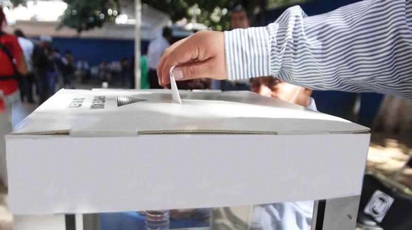 Pide INE a votantes asistir a votar a su casilla correspondiente