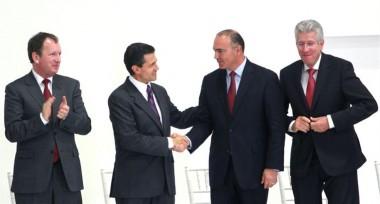 Inauguración de Eurocopter: Prensa GobQro