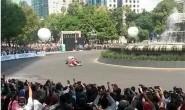 Ferrari hace rugir su motor en Reforma