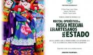 Recital Operístico de Música Mexicana en el Museo de la Arte de Querétaro