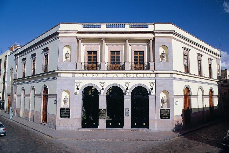Teatro & Rep.