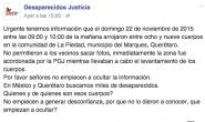 """""""Yo no lo vi"""": Brenda Rangel sobre supuestos cuerpos tirados en El Marqués"""