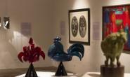 'Sensorial' reúne a amantes del arte en exhibición