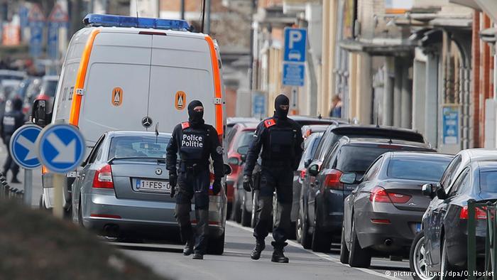 Policía belga detiene a presunto participante en atentados