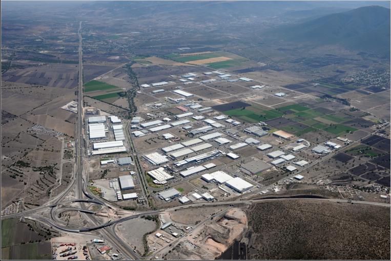 Parque Industrial Queretaro