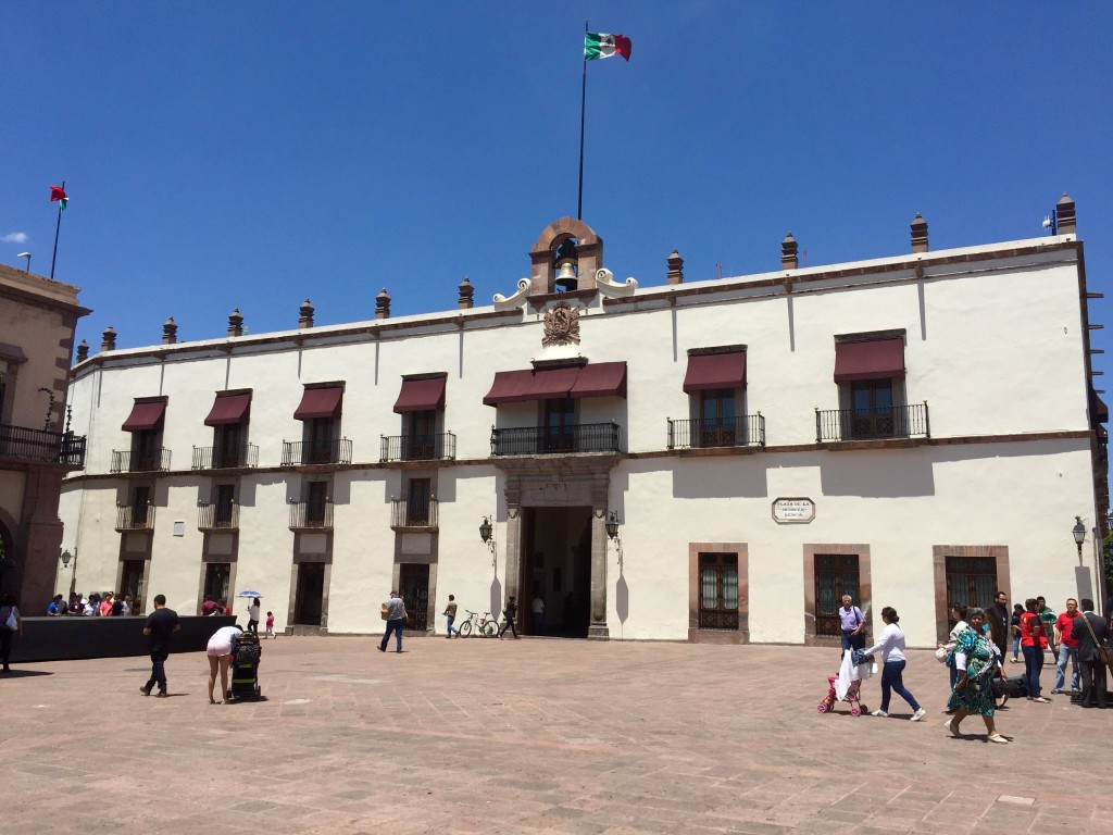 Palacio de Gobierno Queretaro