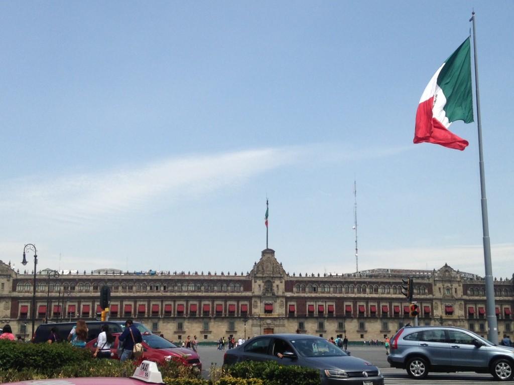 Palacio Nacional Zócalo
