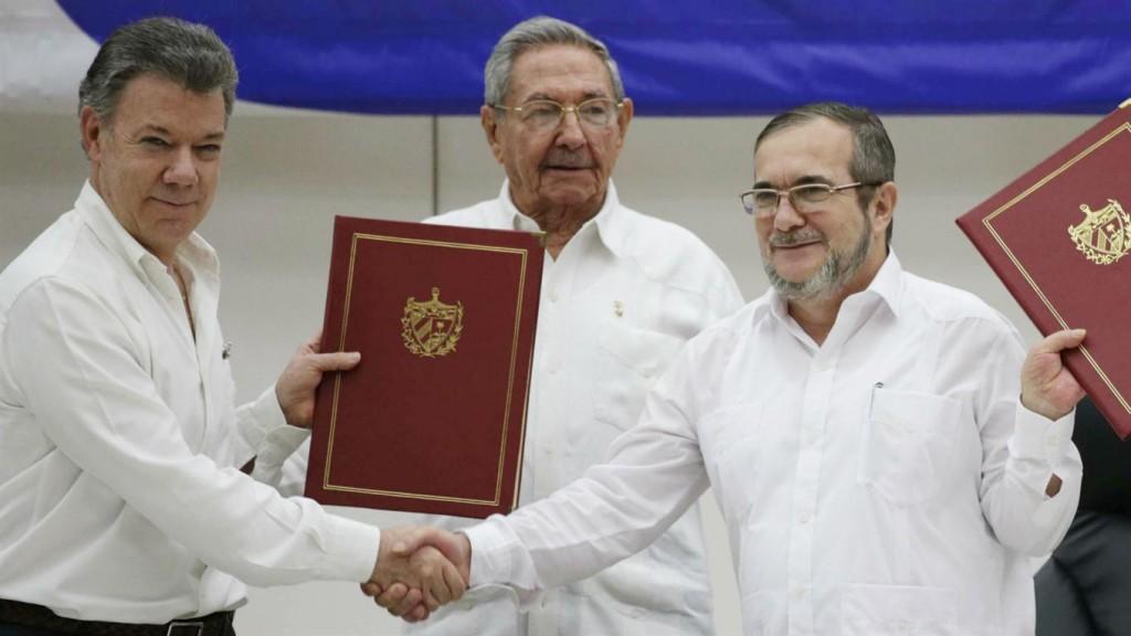 Paz FARC Colombia