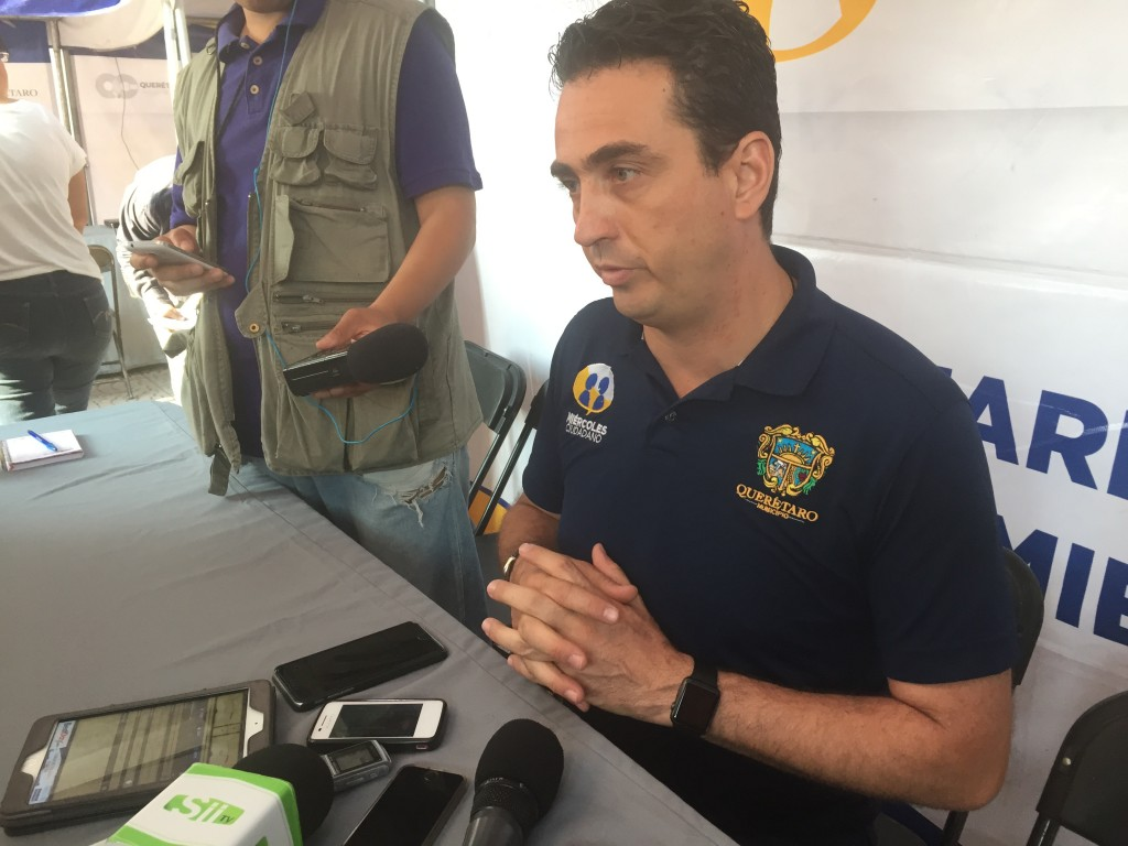Fernando Martinez de la Garza