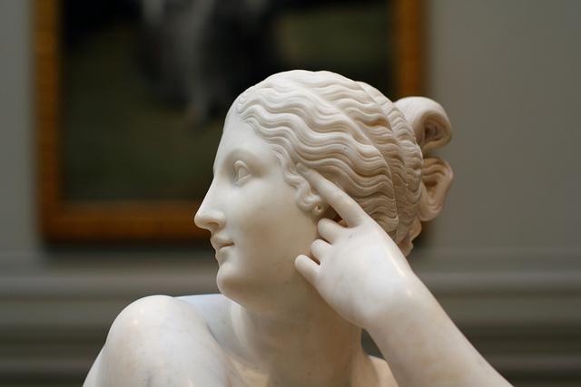 Llegan esculturas de Antonio Canova a México