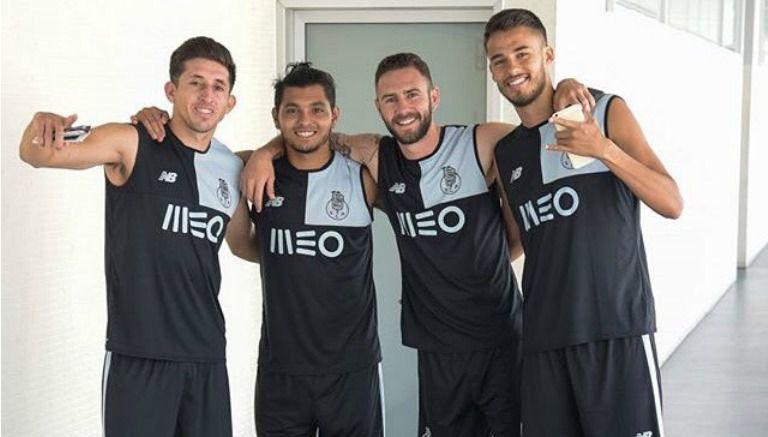 Muy feliz de continuar en el Porto — Miguel Layún