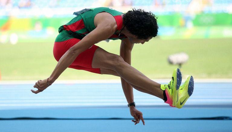 Alcanza Alberto Álvarez la final de salto triple en Río 2016