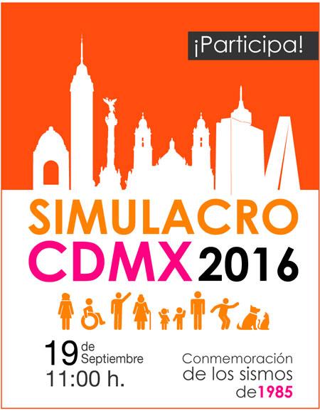 SimulacroCDMX2016