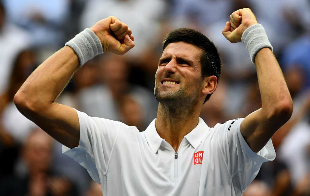 Djokovic supera a Monfils y es finalista del US Open