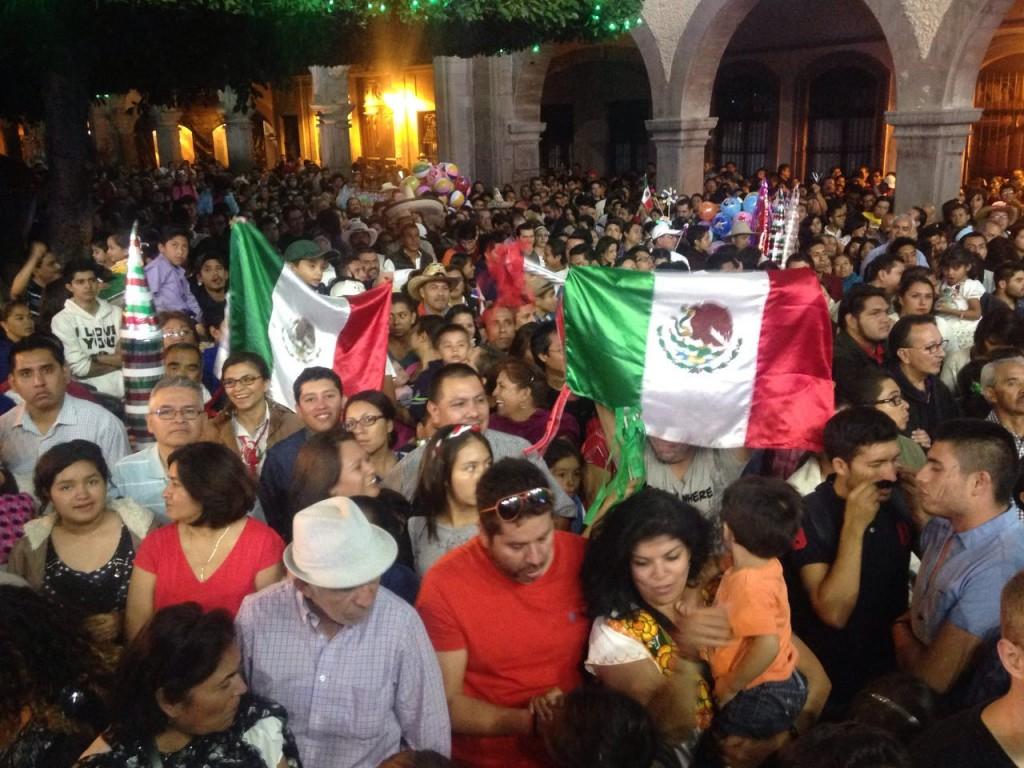 Grito Plaza de Armas