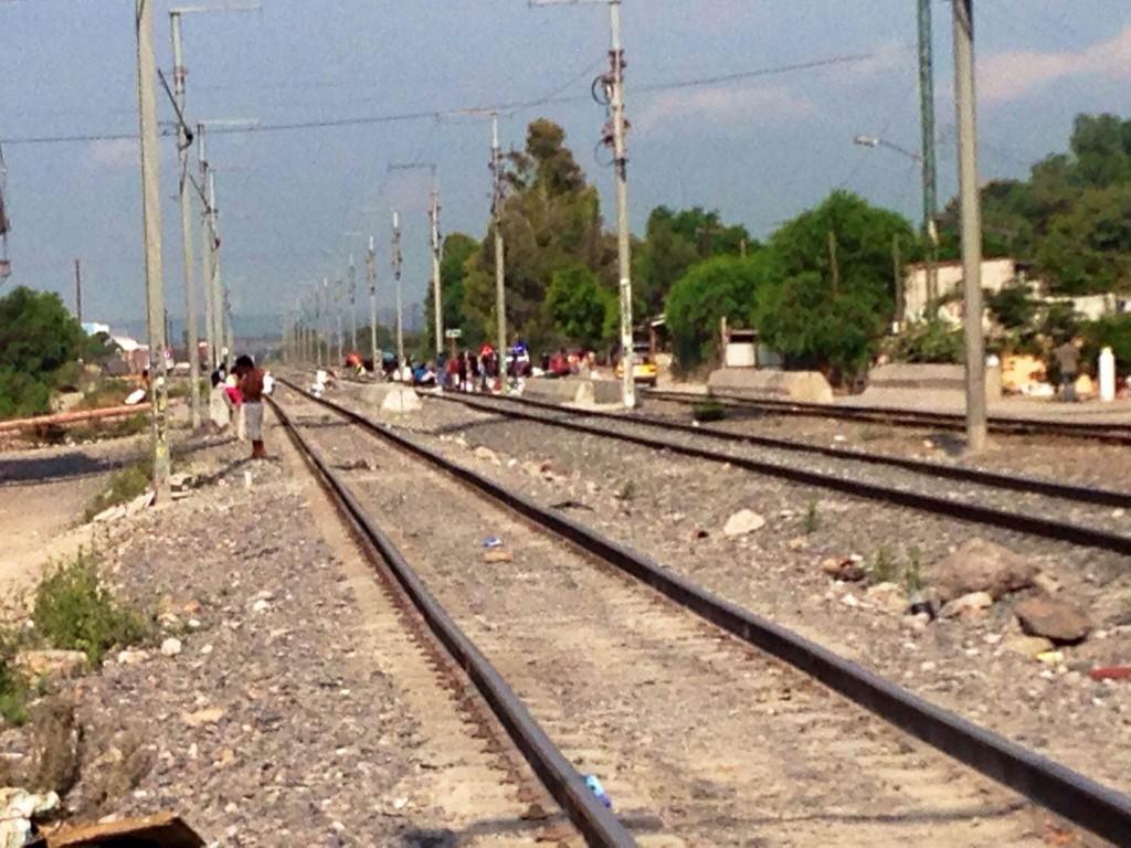 Santa María tren
